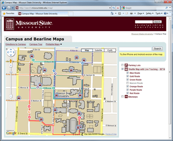 Going Mobile - Extending a Maps API Project to Smart Phones - Web ...
