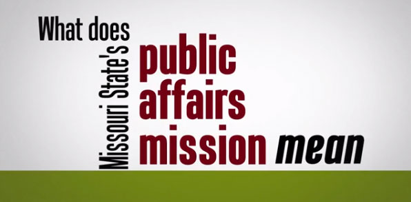 Public affairs commercial