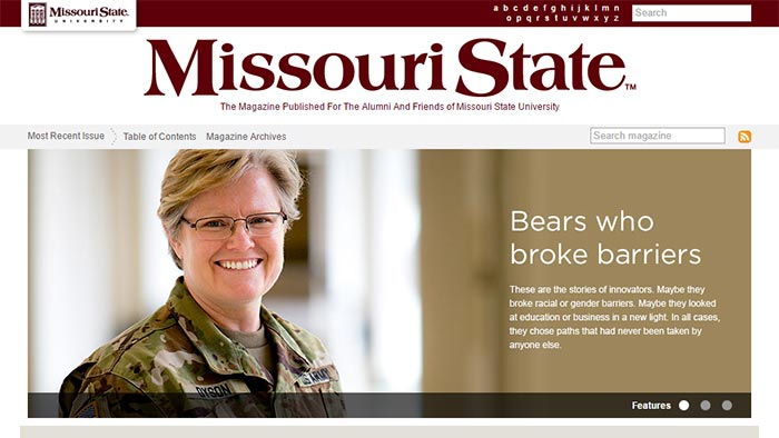 Missouri State Magazine