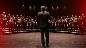 Chorale singing