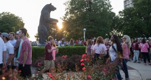 The PSU Bear Facebook image