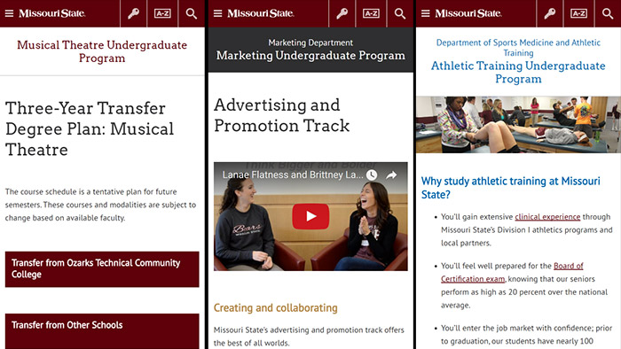 Missouri State seeks full-time new media specialist