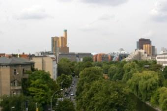 Urbanes Grün – keine Selbstverständlichkeit. Foto: Eric Neuling