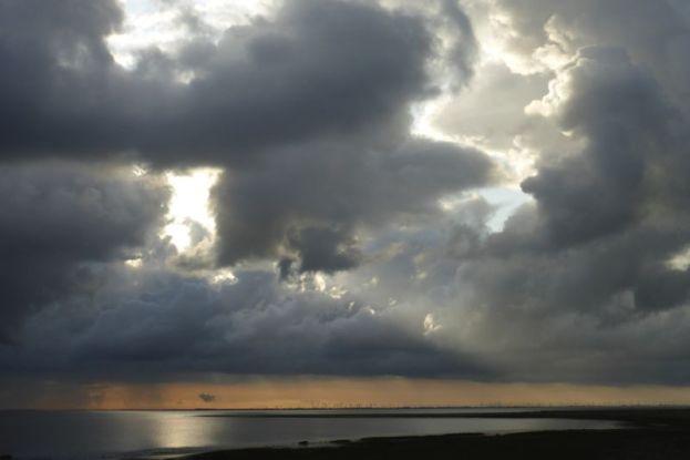 Wolkenimpression (Foto: Tore J. Mayland-Quellhorst).