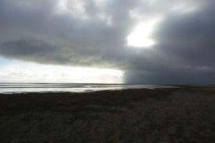 … schließlich scheint auch wieder die Sonne (Foto: Tore J. Mayland-Quellhorst).