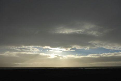 Ein Silberstreif am Horizont (Foto: Tore J. Mayland-Quellhorst).