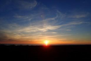 Sonnenuntergang (Foto: Jonas Kotlarz)