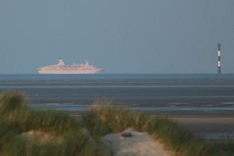 Kreuzfahrtschiff (Foto: Jonas Kotlarz)