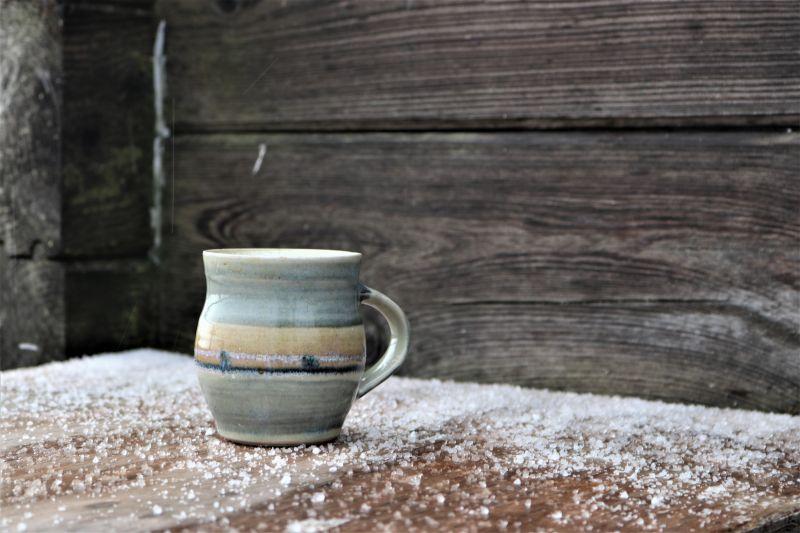 Kaffee im Hagel? (Foto: A. de Walmont)
