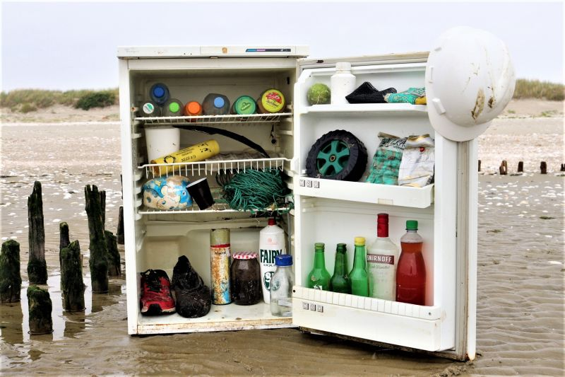 gefüllter Kühlschrank (Foto: A. de Walmont)
