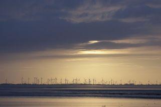 Das Land der tausend Windräder