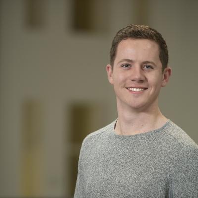 Profile image of international student Kristoffer