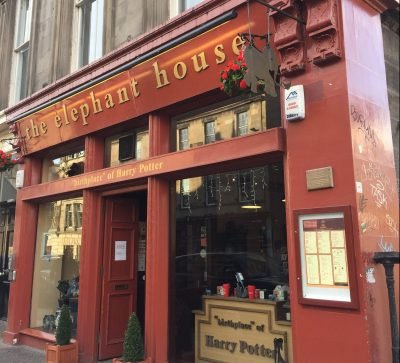 Elephant house cafe