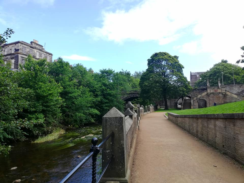 Water of Leith walk