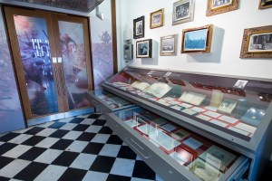 The War Poets collection at Craiglockhart campus