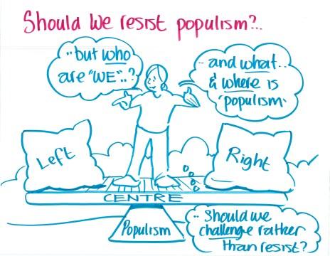 """Should we resist populism?"""
