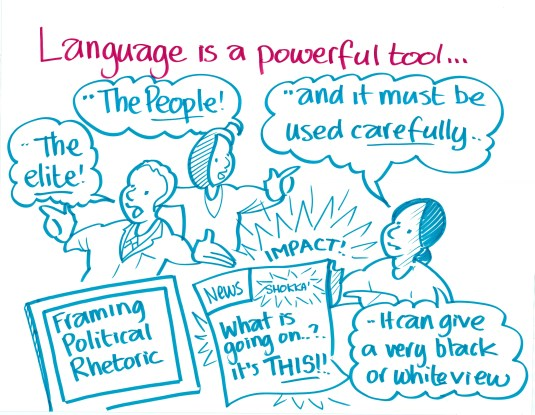 """Language is a powerful tool..."""