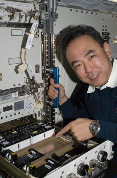 Crystallizing Opportunities With Space Station Research ...