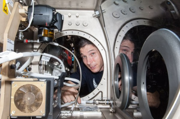 Orchestrating Space Station Science – A Day in the Life of ...