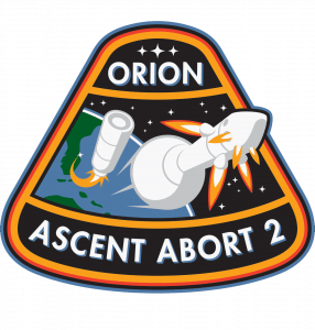 AA-2 mission patch
