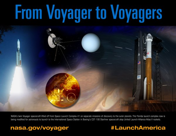 From Voyager to Voyagers | Commercial Crew Program
