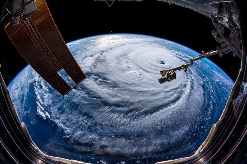 Dm5c66DXsAEEPaO 1024x683 - Veja onde está exatamente o furacão Florence e/ou Outros