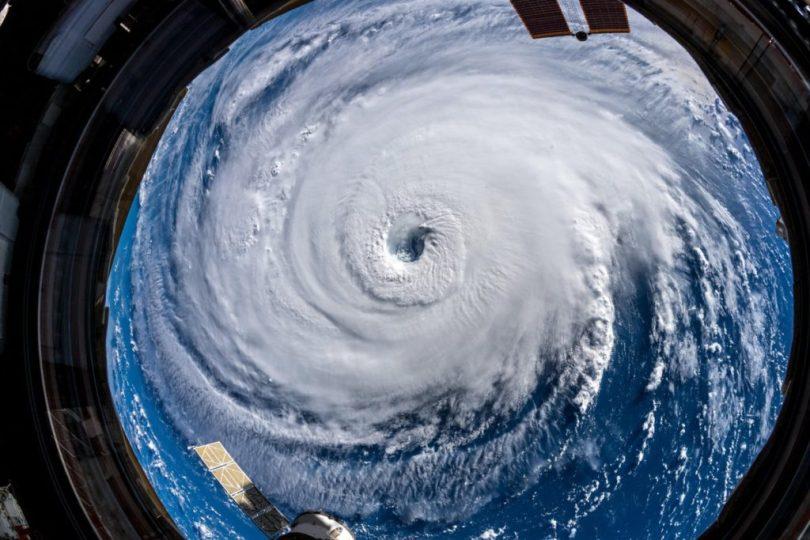 Dm5c77VXcAAx KU 1024x683 - Veja onde está exatamente o furacão Florence e/ou Outros