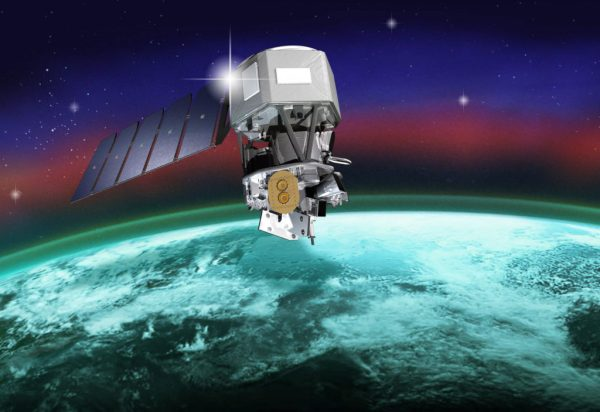 Flight Readiness Review Underway for ICON Satellite ...