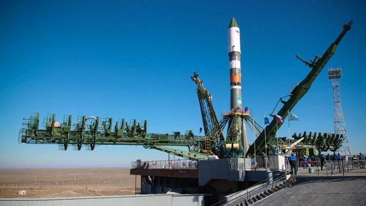 Russia's Progress 72 resupply rocket