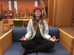 Samantha Rupel, NDNU student
