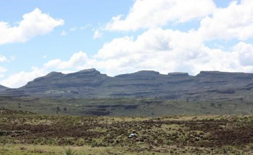 Beautiful vistas along the whole trek