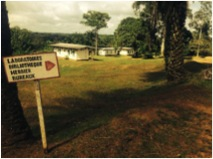 Ipassa Research Station…home away from home.