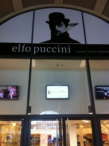 Puccini als Elf