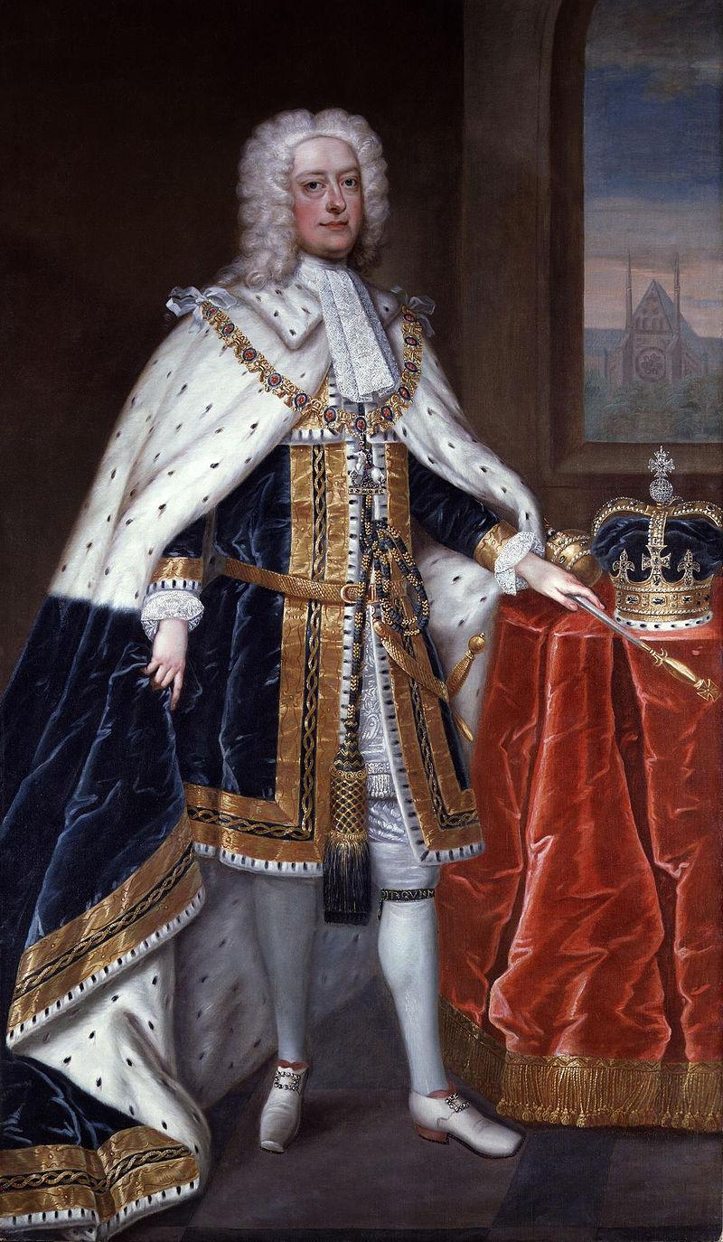 König Georg II. von Großbritannien und Irland