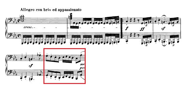 Beethoven-op.-111-1.-Satz-Takt-22