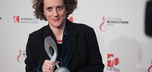 """""""Gelassen desillusioniert"""". 2017 - Deutscher Musikautorinnenpreisträgerin: Olga Neuwirth"""