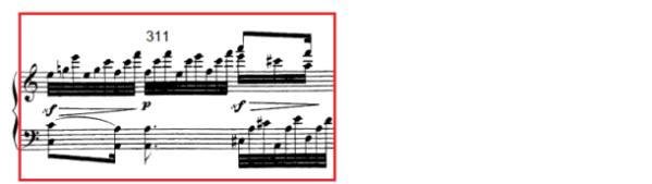 op. 111 – Eine Analyse in 335 Teilen – Takt 311