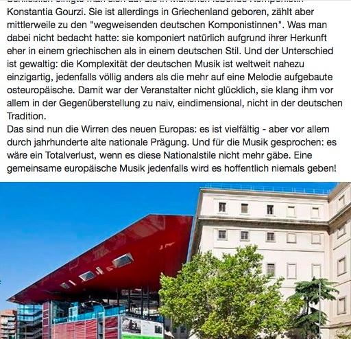 Fördert das Goethe-Institut Rassisten?