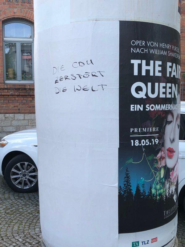 Gedanken anlässlich eines Konzertes in Erfurt