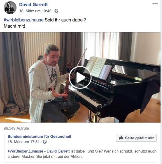 Musik-Stars und Corona: Von Verantwortung, Nichtstun bis Defätismus