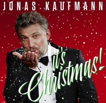 "Jonas Kaufmanns neues Promo Video: ""It's Christmas""!!!!"