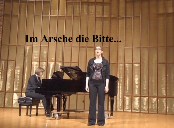 Die schlechtesten Kunstlied-Interpretationen aller Zeiten (Eine Liebeserklärung) – Folge 37