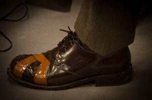 Scharfe Schuhe. Foto: Hufner