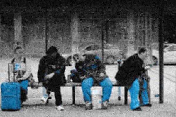 Quartett. Foto: Hufner