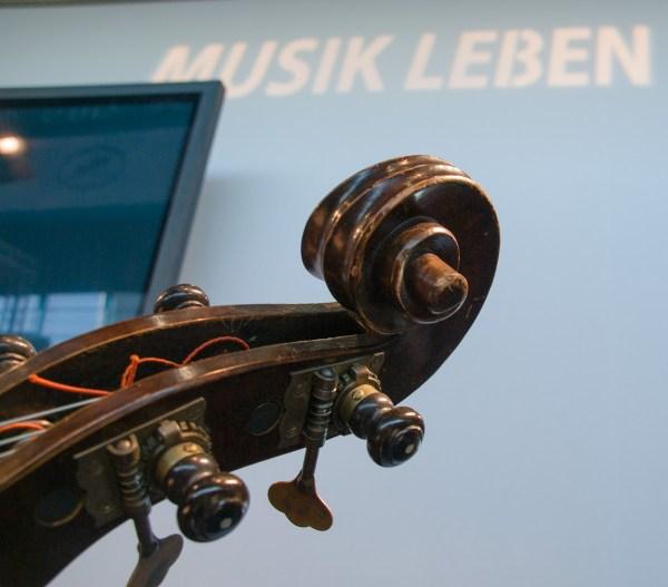 Musik Leben. Foto: Hufner