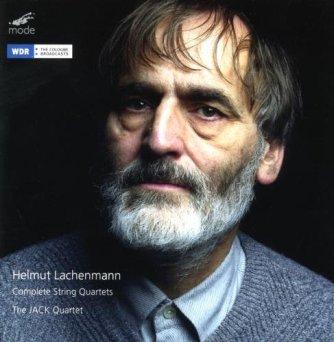 Helmut Lachenmann CD