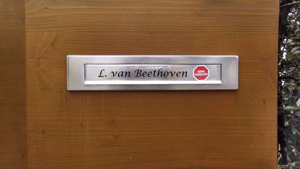 Ludwig van Beethoven. Foto: Hufner