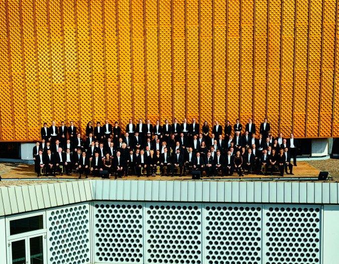 Berliner Philharmoniker. Foto: Berliner Philharmoniker