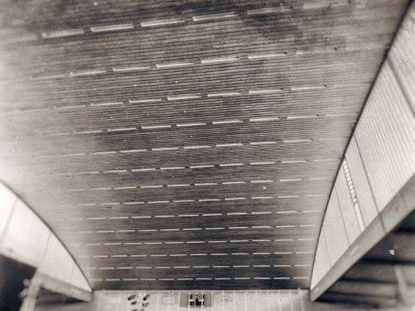 Die Erfindung der Zwölftontechnik aus dem Geiste der Böllenfalltorhalle. Foto: Willibald von Hufner