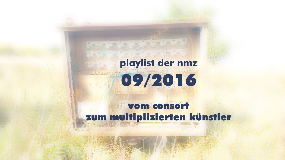 spotify-playlist nmz 2016/09